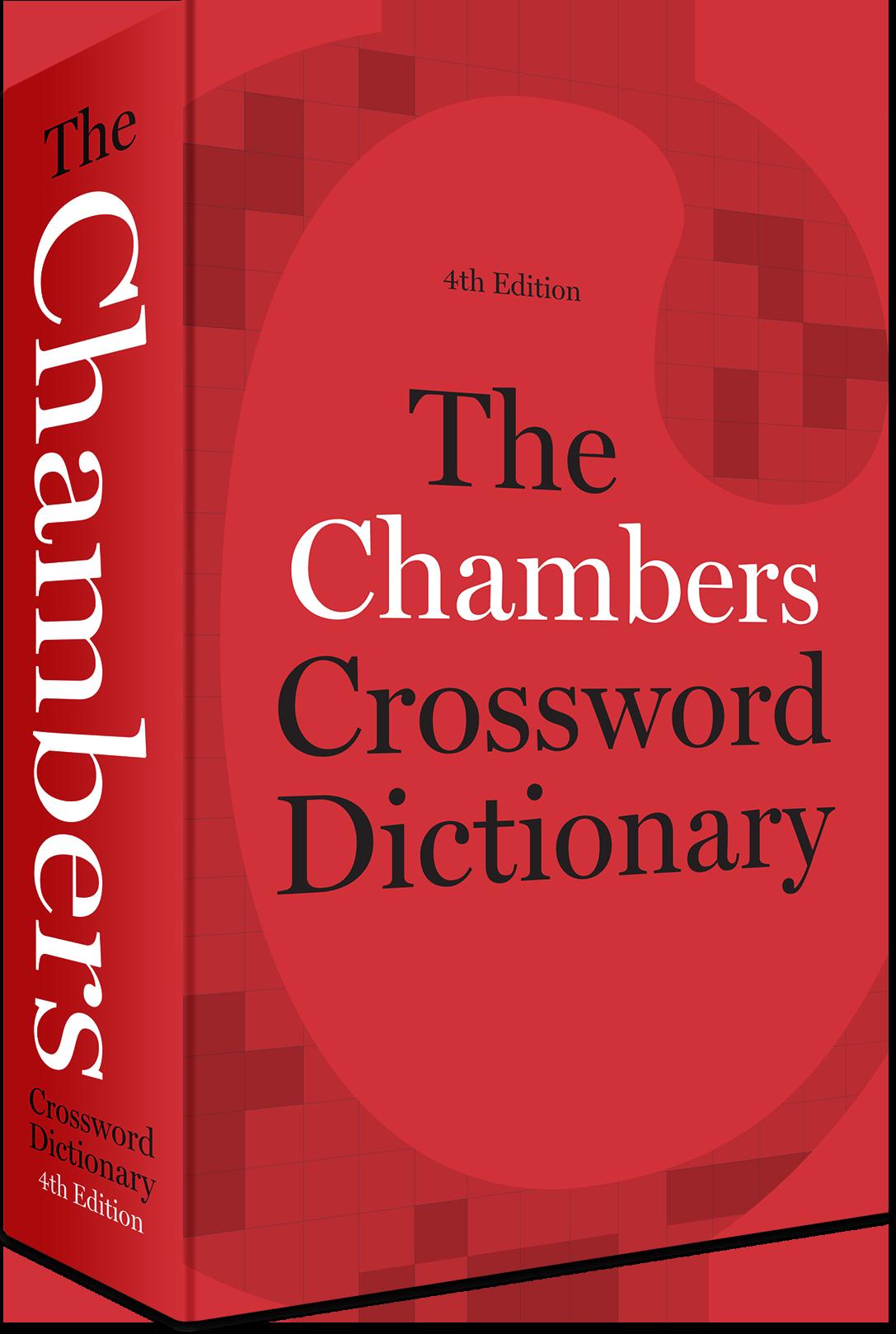 Chambers – Chambers Crossword Dictionary