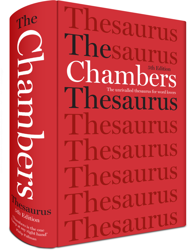 The Chambers Thesaurus  sc 1 st  Chambers & Chambers u2013 The Chambers Thesaurus